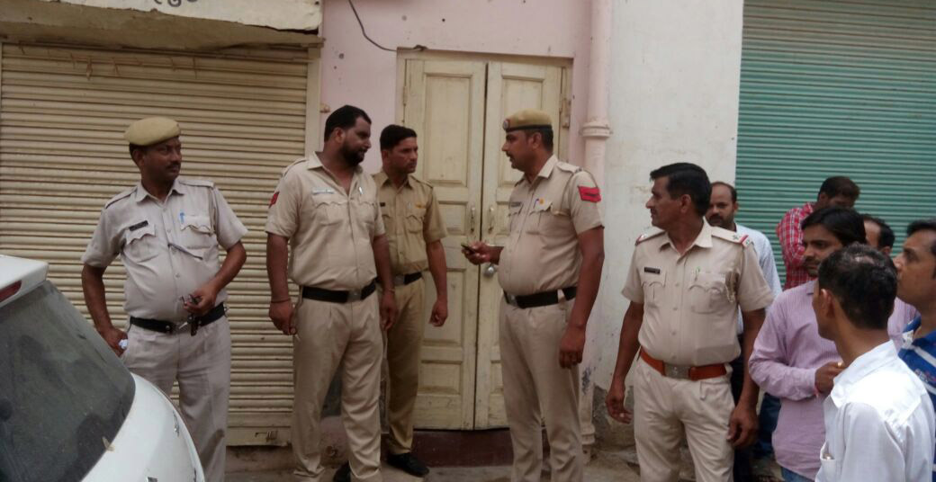Shot Dead, Murder, Man, Police, CCTV, Haryana