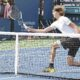 Alexander Zverev, Leander Paes, Cincinnati Open Tennis Tournament
