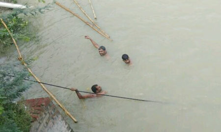Death, Student, Drown, Water, Haryana