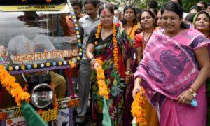 Vasundhara Raje, Women, Travel, Safely, Free, Rickshaw, Rajasthan