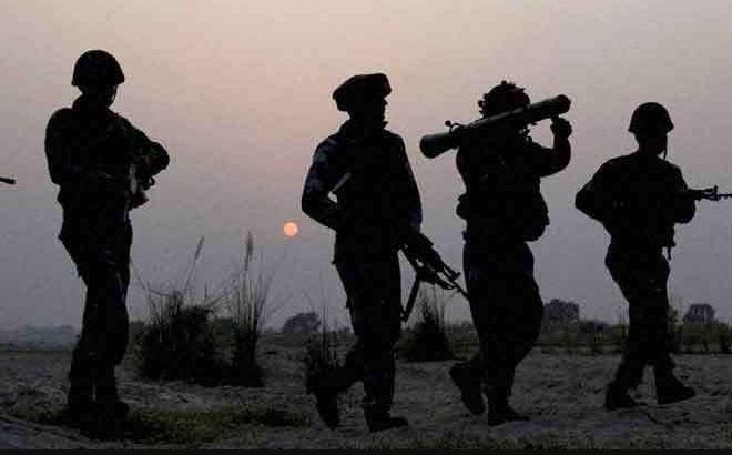 Response, Terrorism, Kashmir, Indian Army, India