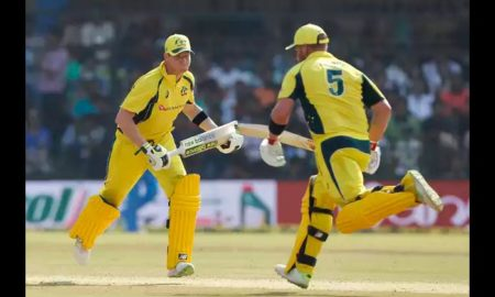 Cricket, India, Australia,  4th ODI, Sports