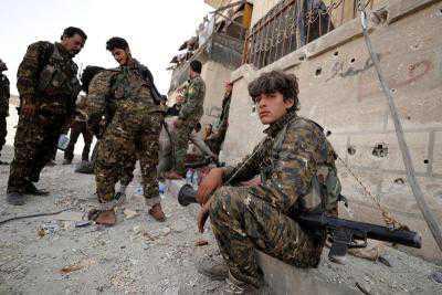 Syrian, Militias, Aim, Islamic State, Raqqa