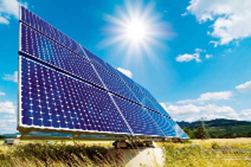 Solar Energy, Irrigation Technology