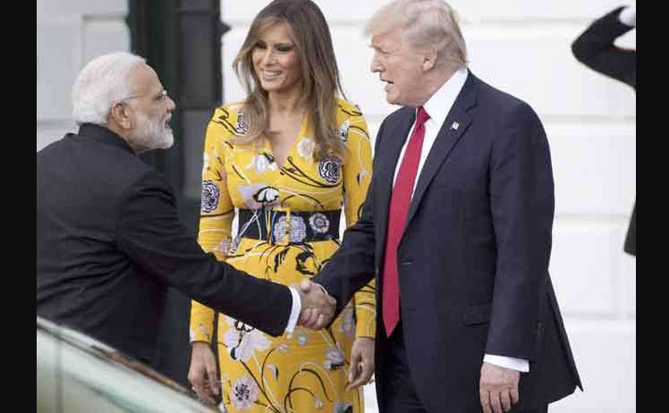 Donald Trump, Asian, Tour, Narendra Modi