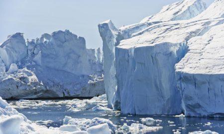 Shrinking, Glaciers,International, Danger, US