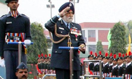 Farewell, Warrior, Arjan Singh