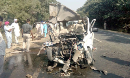 Road Accident, Died, Case, Truck, Punjab