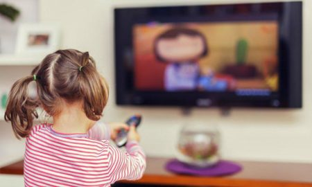 Tackling, Children, Television,Electronic Media