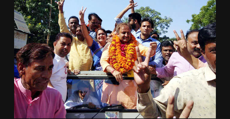 Congress, Victory, By-Election, BJP, Rajasthan