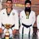 Players, National Taekwondo, Championship, Punjab