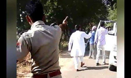 Police, Beaten, Public, Rajasthan