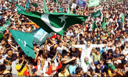 PoK, Protest, Pakistan, Black Day