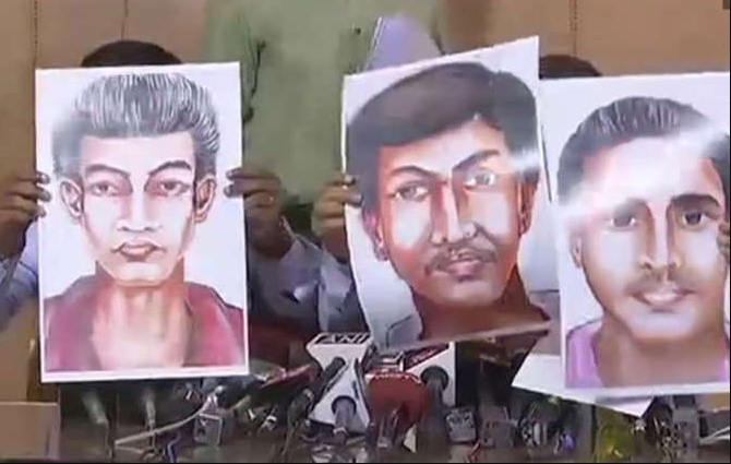Gauri Lankesh, Murder, SIT, Sketches