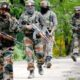 Search Operation, Villages, Kashmir, Indian Army