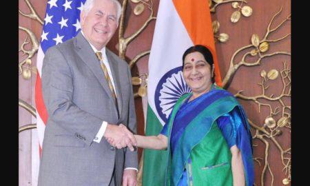 US, Foreign, Minister, Visits, India, Narendra Modi,Sushma Swaraj