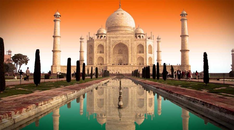 Yogi Adityanath, Taj Mahal, India, CM, Poor