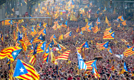 Path, Catalonia, Easy, Independence