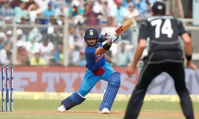 India, ODI, Match, Sports, Cricket, Mumbai