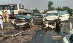 Friend, Dead, Road Accident, Haryana