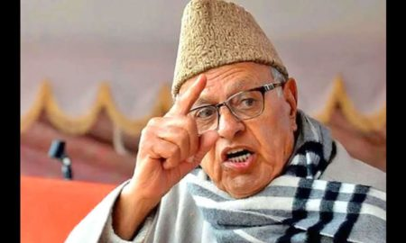 Farooq Abdullah, Statement, Pok, Pakistan, National Conference