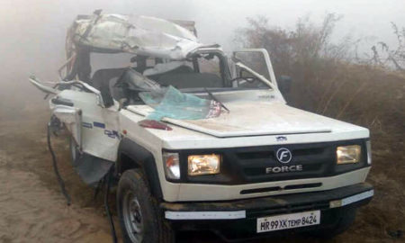 Road Accident, Fatehabad, Died, Kabaddi Players, Game, Haryana