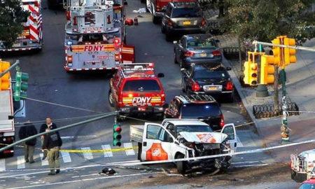 US, Manhattan, Terror, Attack, Dead