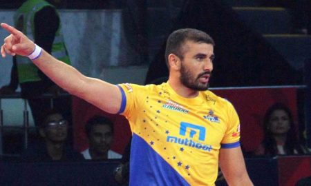 Ajay, Asian Kabaddi, Captain, Sports