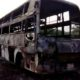 Fire, Bus, Rajasthan, Women, Died, Daughter