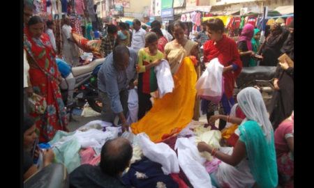 Cold, knock, Uttar Pradesh, Woolen, Fabric Market