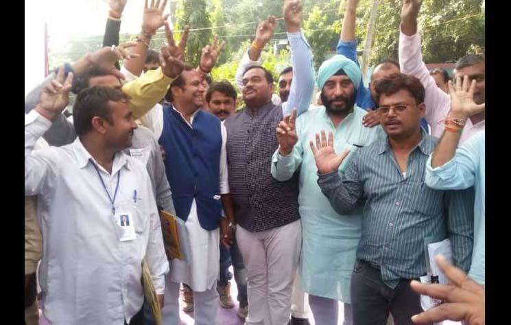 Chitrakoot, Election, Congress, Votes, BJP