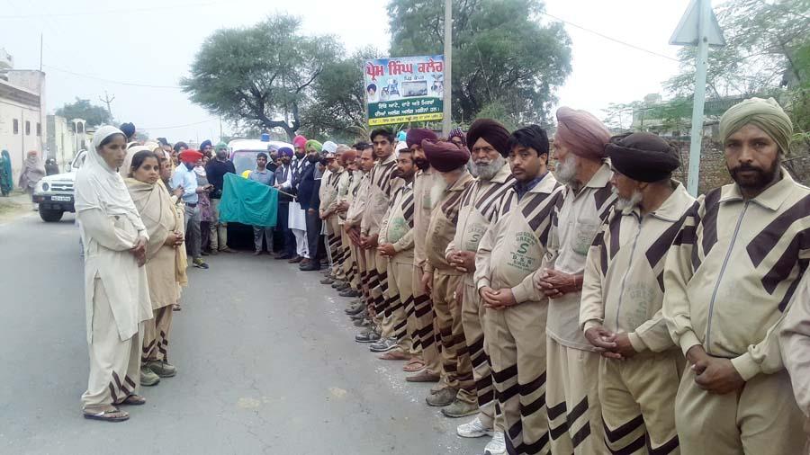 Kushi Ram Insan, Body Donate, Welfare Work, Gurmeet Ram Rahim, Dera Sacha Sauda