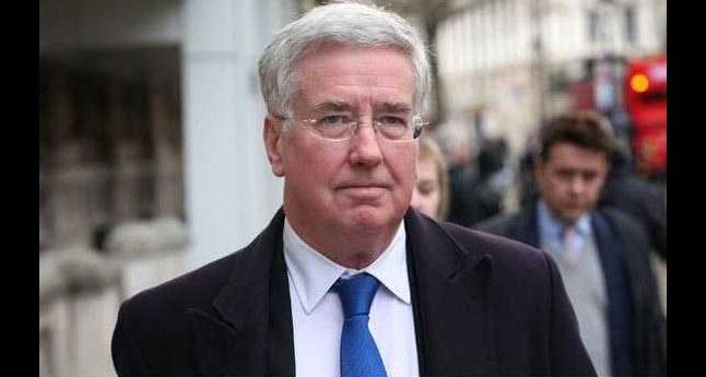 British, Defense Minister, Fellan, Resignation