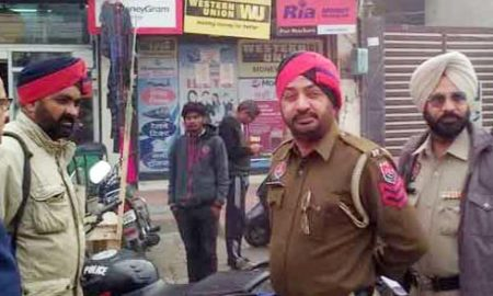 Looted, Money Laundered, Shop,Robbery, Punjab