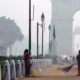 Rain, Improvement, Air, Quality, Delhi