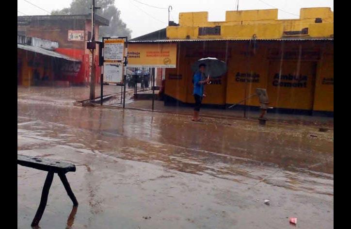 Rain, Baron, Jaipur, Rajasthan