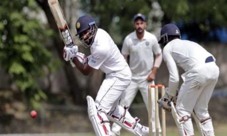 Sanju Samson, Century, Sri Lanka, India, Test Match, Cricket, Sports