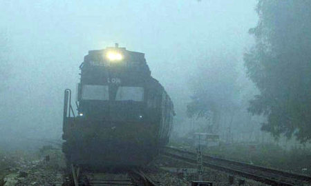 Smog, Trains, Depart, Trains, Canceled, Punjab