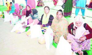 Welfare Work, Followers, Dera Sacha Sauda, Gurmeet Ram Rahim, Poor Family