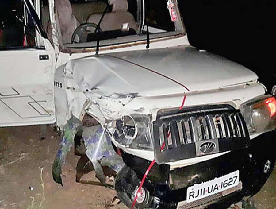 Road Accident, Rajasthan, Death, Injured