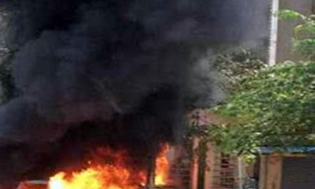 Bomb Blasts, Myanmar, Police, Injured, Death