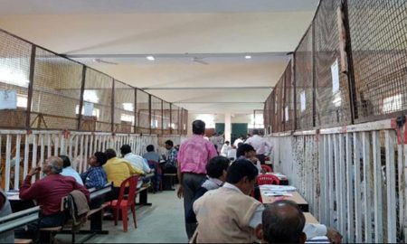 Counting, Kolaras, Mungawale, Assembly By Elections