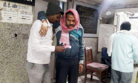 Muzaffarpur Incident, Accused,Surrenders