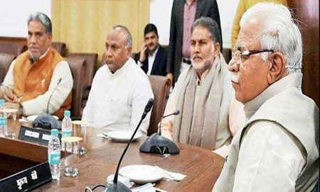Haryana Government, MlKhattar, Develop, Villages, Urban Lines