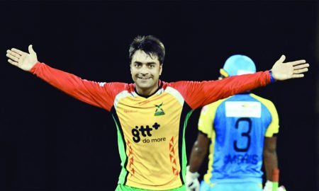 Rashid Khan, Youngest Captain, ICC World Cup