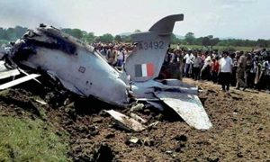 Air Force, Trainer, Plane, Crashes, Odisha