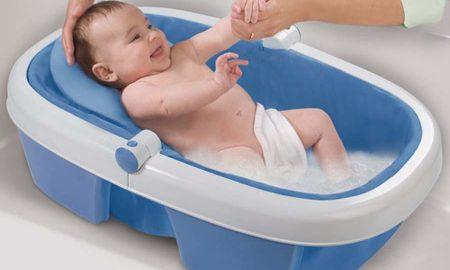 Art, Baby Bathing