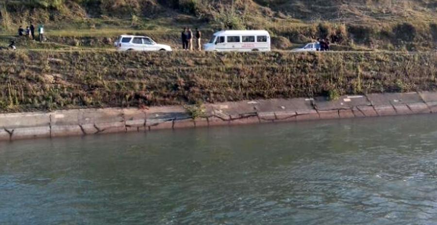 Missing, Bhakra Canal, Car