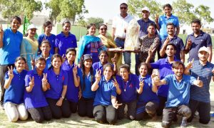 Shah Satnam Ji College Of Education, Organized, Annual Sports Competition