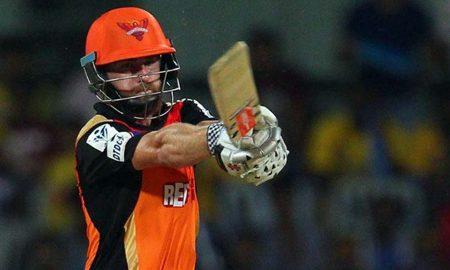 Ken Williamson, Captain, Hyderabad, Sports